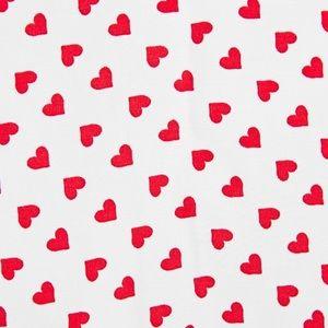 Zara Skirts - Zara ❤️ heart printed skirt